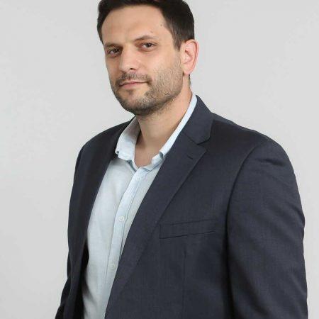 Or Retzkin, one of EyeControl's founders. Photo by: EyeControl